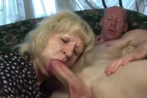 gross 84 years old mature woman fat shaft nailed